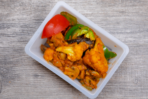 Mixed Vegetable Bhaji