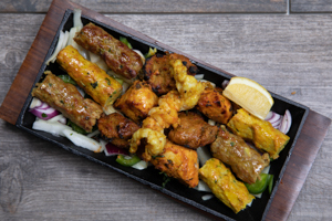 Tandoori Mix Grill (Serves 2)